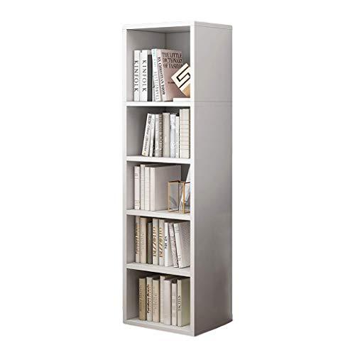 Cd dvd-rekken Witte cd-kast Dvd-platenkast Staand cd-rek 5/7/8 laden, verzamelkast Schijfhouder Cd-opbergplank Multifunctionele boekenplank (grootte: 3330180 cm)