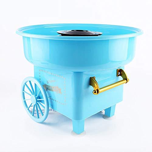 TINE Cotton Candy Machine De Bricolage Portable Cotton Candy Machine De Sucre pour Gift Enfants De Jour, De Noël pour Enfants, Anniversaire Et Plus