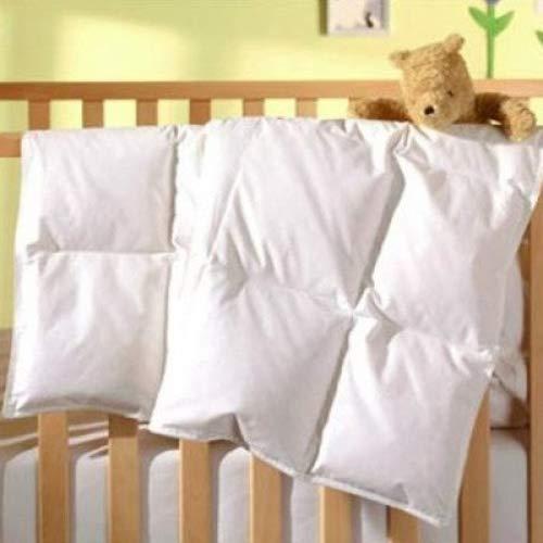 "Mackenza Crib Fill Power Down Comforter Size: 39"" x 52"" Crib"
