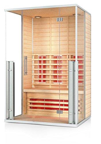 'Cabina de infrarrojos Menorca, cabina térmica, sauna, cabina de sauna de infrarrojos, calor infrarrojo
