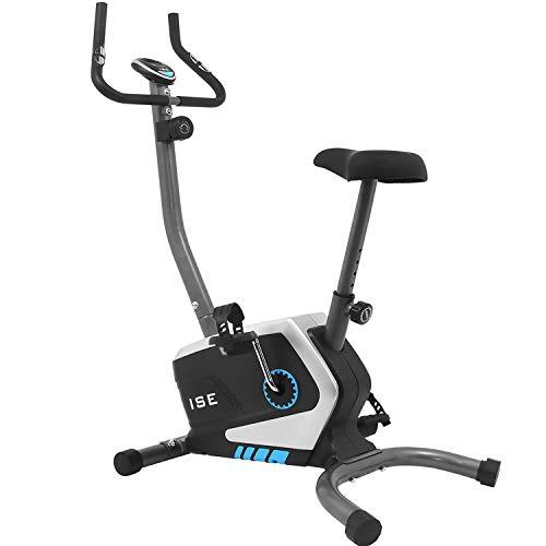 ISE Vélo d'Appartement Magnétique Fitness, Vélo d'intérieur...