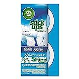 Air Wick Stick Ups Car Air Freshener, Crisp Breeze, 2ct (Packaging May Vary)