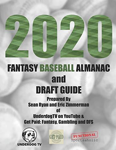 2020 Fantasy Baseball Almanac and Draft Guide