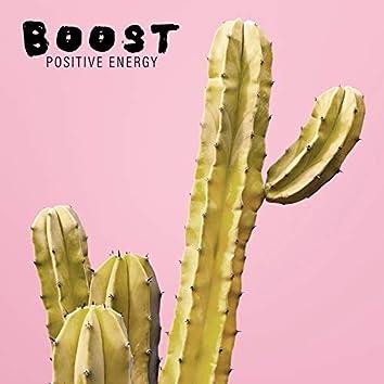Boost Positive Energy - Chakra Healing Music, Body Aura, Deep Meditation, Harmony and Balance
