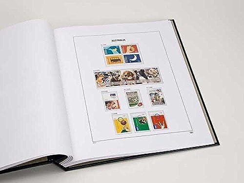 DAVO 1658 Luxus Vordrucke Australien 2008