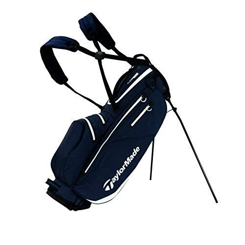 TaylorMade Herren Flextech Waterproof Tasche mit Ständer, grau, Einheitsgröße