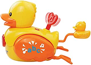 VTech Baby Bath Toy Wind and Waggle Ducks Yellow, 151603