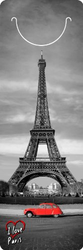3D Lesezeichen - Eiffelturm