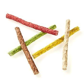 Inconnu Classique pour Chiens Munchy Rouleau, Multicolore, 125x 9–10mm, Lot de 100