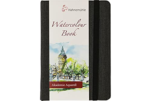 Hahnemuhle Watercolor Book A6 (5.8x4.1 inches) 200gsm Portrait