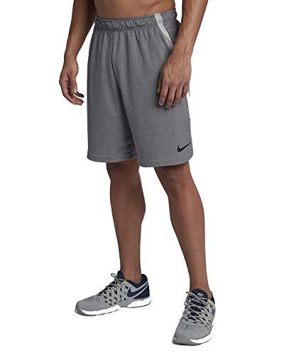 Nike Herren M NK Dry 4.0 Sport Shorts, Gunsmoke/Htr/Black, S