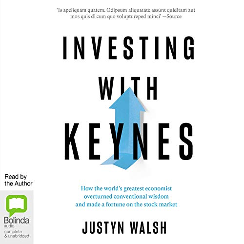 Investing with Keynes cover art