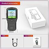 Detector de calidad del aire IGERESS Monitor de medidor de calidad del aire...