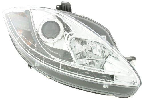 Accessoires koplampen koplampen vervanging koplampen koplampen daylight Seat Leon type 1P / Altea/Toledo type 5P chroom