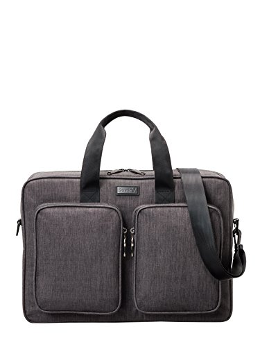 Stratic Lead Business-Tasche, 42 cm, 13 L, Anthrazit