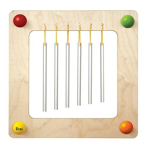 Erzi - Babyspielzeug mit Spiegeln in Mehrfarbig, Größe 57.5 x 57.5 x 9.5 cm