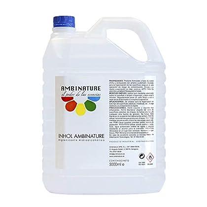Desinfectante superficie hidroalcoholica 5 litros desinfectante liquido antiseptico antibacteriano jabon antiséptico a…
