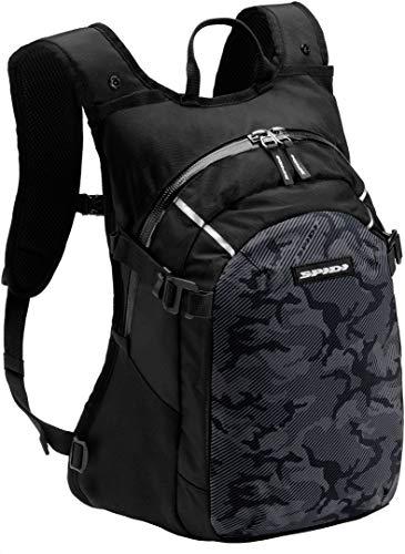 Spidi Tour Pack Zaino Camouflage nero
