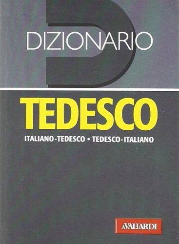 Dizionario tedesco. Italiano-tedesco, tedesco-italiano. Ediz. bilingue