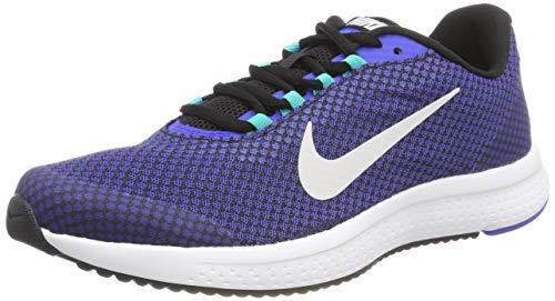 Nike Runallday, Zapatillas de Running Hombre, Multicolor (Oil Grey/University...