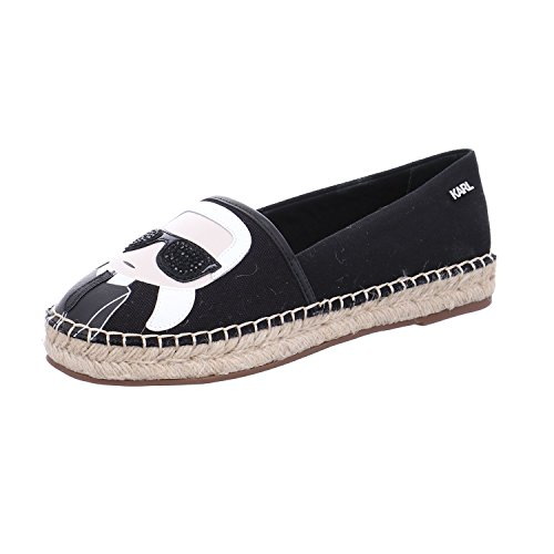 Karl Lagerfeld Karl Ikonic Slip on Femme Chaussures Noir