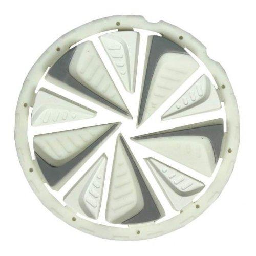 Exalt Paintball Zubehör Dye Rotor Fast Feed, Weiß, 62833