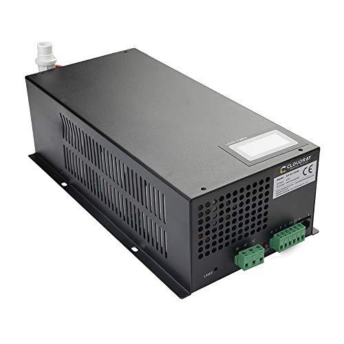Fuente de alimentación láser de CO2 Cloudray 150W 220V para cortador grabador láser CO2 MYJG-150