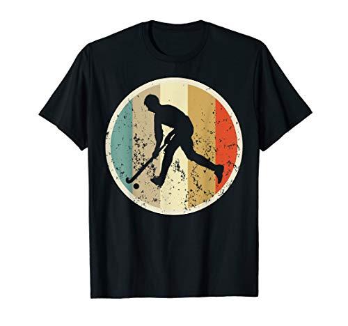 Feldhockey Fieldhockey Hockey Hallenhockey Retro Vintage T-Shirt