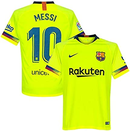 a893a9f5e ProApparels Messi Youth Jersey Barcelona Away 2018 2019 (Official Jersey)