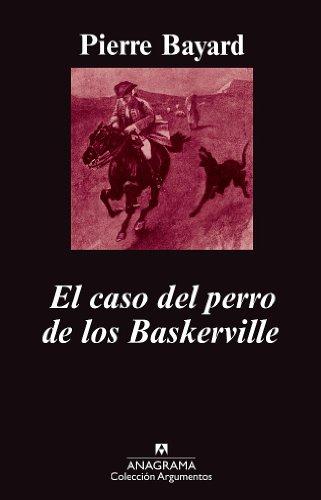 El caso del perro de los Baskerville (Argumentos nº 422)