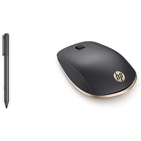 HP Tilt Pen - Lápiz Digital con funcionalidad de inclinación (Bluetooth, hasta 10 Horas, tecnología Microsoft Pen Protocol), Negro y Gris + Z5000 - ...