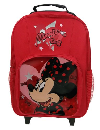 Disney Minnie Mouse-Borsa trolley con rossetto