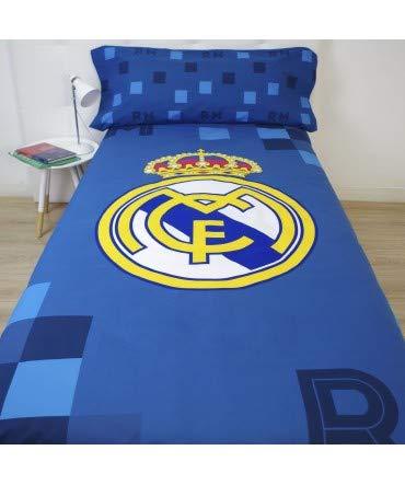 10XDIEZ Funda nórdica Real Madrid 181041 - Medidas Cama - Cama de 150 x 220