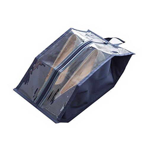 Storage bag Almacenamiento Bolsa de Almacenamiento de Viaje Bolsa de clasificación de Ropa Bolsa de Viaje de Viaje Bolsa Impermeable Hermoso (Color : A)