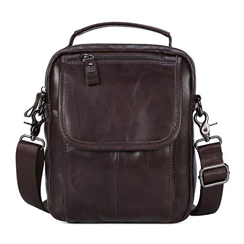 Bolso Bag vuelo acompañante Messenger bandolera bolso de trabajo caballeros bolso