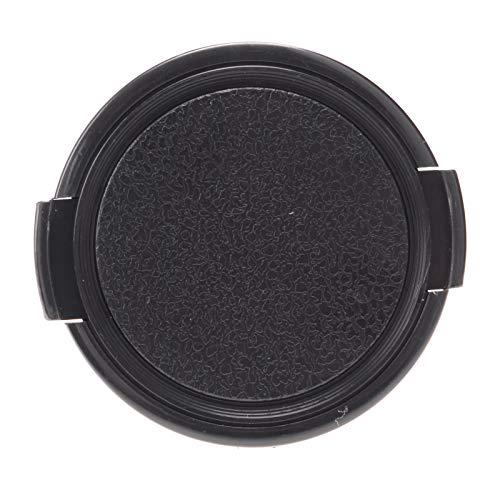 ETSUMI ワンタッチレンズキャップ 52mm用 ブラック E-6495