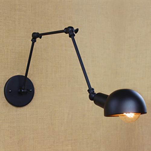DAL ESAMINATOR eenvoudige creatieve retro wandlamp buitenlamp antiek industrie smeedijzer camera lamp goede kwaliteit