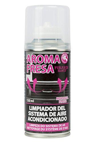 Paradise PER20010 Limpiador Fresa Aire Acondicionado, 150 ml, Color Rosa
