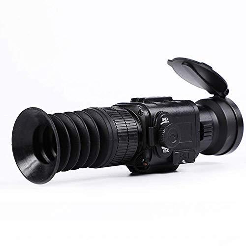 GJNVBDZSF Bildgebende Kamera Wärmebildkamera Nachtsichtgerät Zielgerät Monokulares Crosshariflescope Wärmebildkamera für den Außenbereich