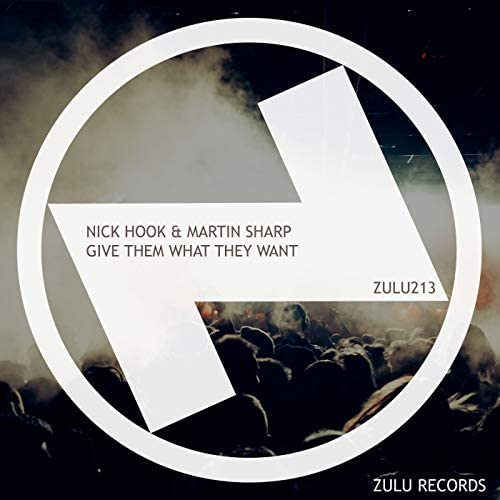 Nick Hook & Martin Sharp