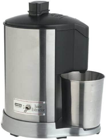 new arrival Waring high quality JEX328FR Health popular Juice Extractor (Renewed) outlet sale