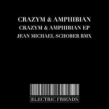 CrazyM & Amphibian EP