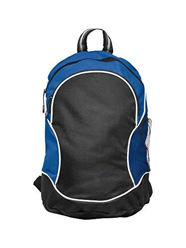 Basic Backpack - Zainetto sportivo bicolore (Blu Royal)