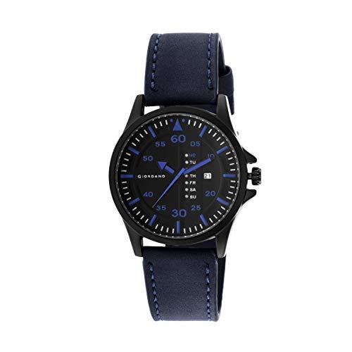 Giordano Analogue Black Dial Men's Watch