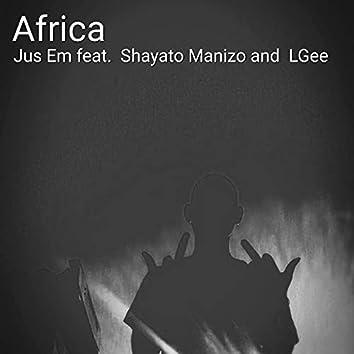 Africa (feat. Lgee, Shayato Manizo)