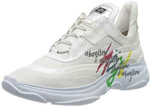 Högl Damen VISIONARY Sneaker, Weiß (Weiss 020, 39 EU