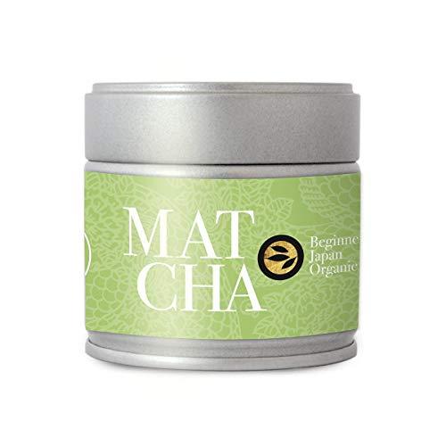 alveus® Superior Organic Rarities Matcha (Beginner's) – Bio Ceremonial Grade Yabukita Kultivar aus Shizuoka, Japan | Grüner Tee Pulver (30g Dose) von alveus Premium Teas