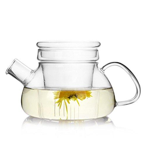 Met Liefde Moderne Theeset Hoge Temperatuur Resistant Glas Theepot 750ml Health Pot