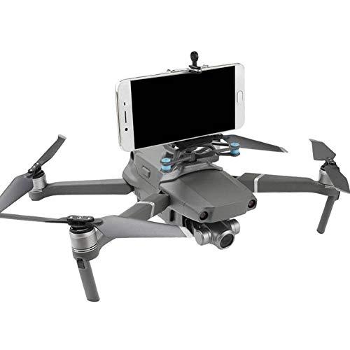 Kamerahalterung Quadcopter Drohne,Mini Kamerahalterung Montagehalterung mit Action-Kamera,Multifunktionskamerahalterung Zubehör für DJI Mavic 2 Pro/Zoom mit Premium ABS