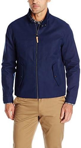 Cole Haan Men's Cotton Twill Jacket